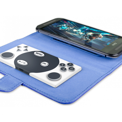 The Gamebeat: A portable gaming controller and phone case in one design