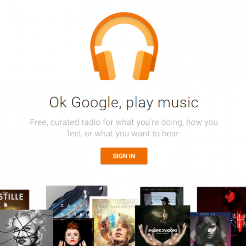 Google to offer shared Play Music Family accounts, rumor indicates