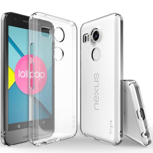 Leaked Nexus 5X case reveals all, arrival imminent?