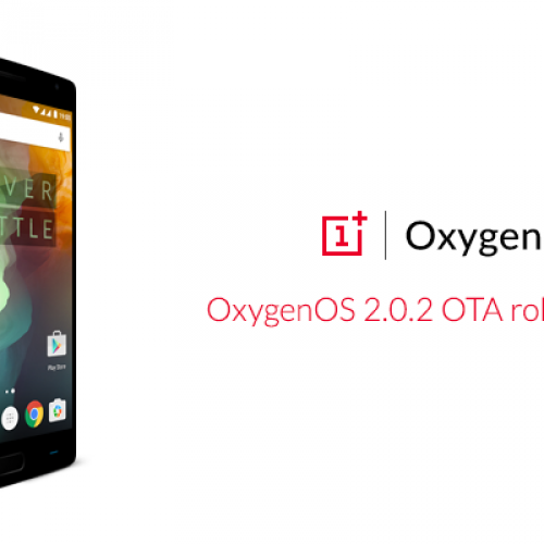 OnePlus begins updating Oxygen OS to 2.0.2