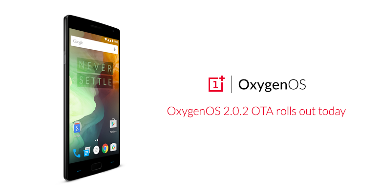 oneplus oxygen os update