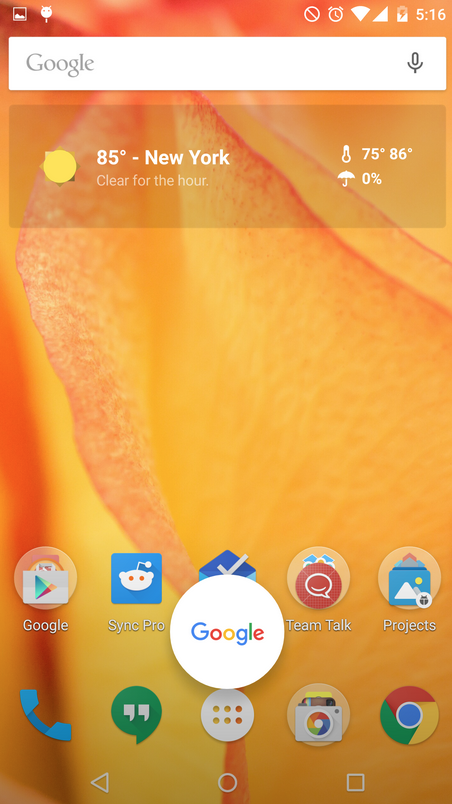 Google Now version 5 2 33 rolls out with new logo [APK Download]