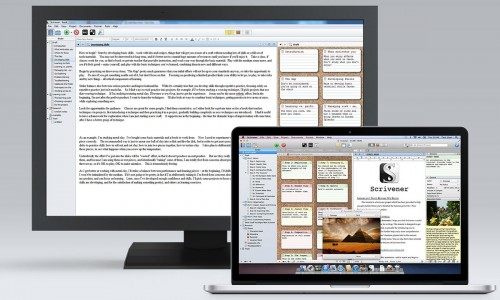 (Deal) Save 50% on the perfect writing app, Scrivener 2