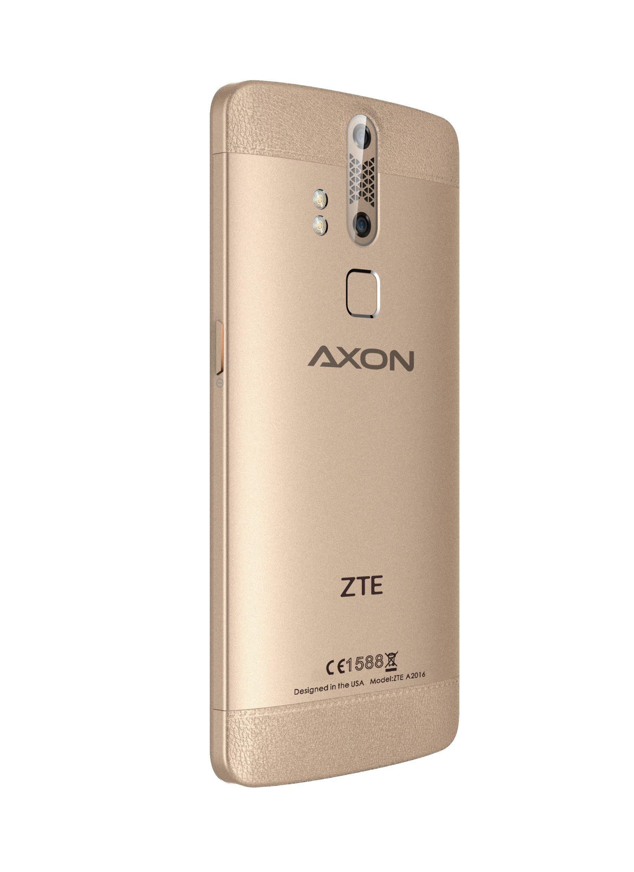 zte axon elite international consists