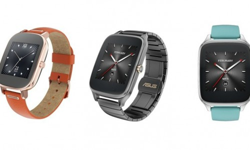 ASUS unveils the ZenWatch 2 at IFA 2015