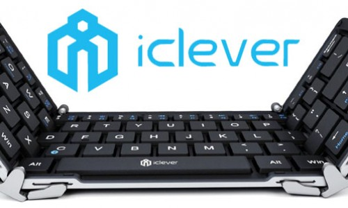 iClever foldable, portable, and chargeable Bluetooth keyboard (review)