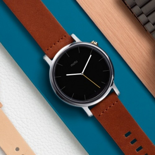 Motorola makes it official: This is the second generation Moto 360 lineup