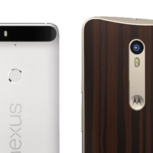 HARDWARE SHOWDOWN: Huawei Nexus 6P versus Motorola Moto X Pure Edition