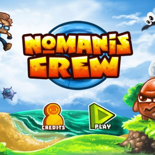 Slidescrolling Platform revamped in  Nomanis Crew (App Review)