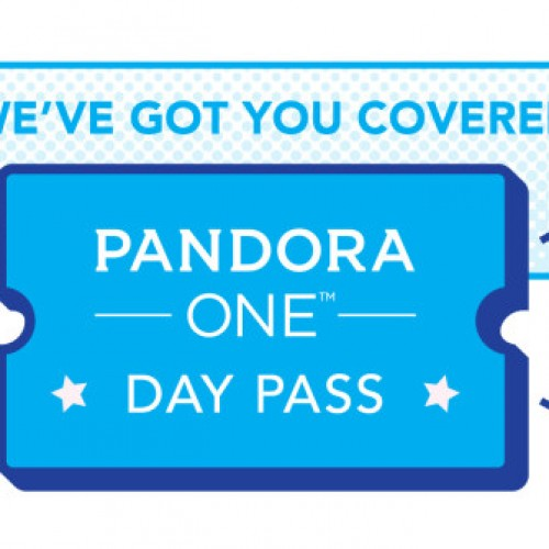 Pandora announces One Day Pass, ad free listening one day at a time