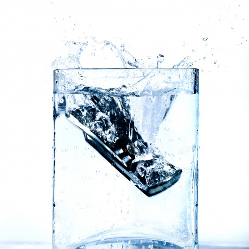 So you got your phone wet. Now what?