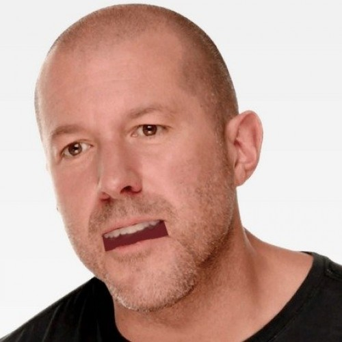 Apple's Jony Ive gets his panties in a bunch over a puppet soundboard