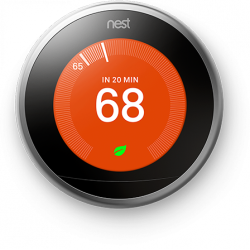 Nest releases 3rd generation Learning Thermostat with slimmer profile and hi-res display