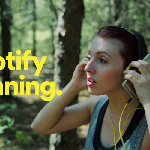 Spotify helps set your tempo with Spotify Running