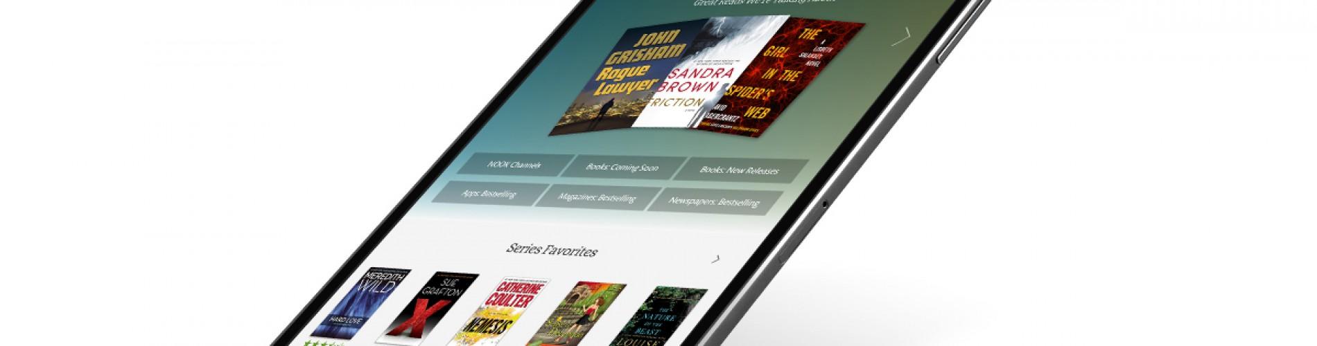 Barnes & Noble, Samsung announce Galaxy Tab S2 Nook