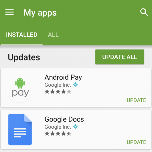 How to make sure that your apps are up to date [Android 101]