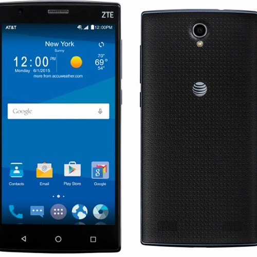 ZTE ZMAX 2 arrives at AT&T with an affordable price