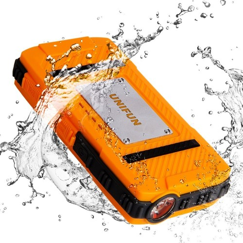 UNIFUN Waterproof Rugged Battery for the active types (Review with discount code)