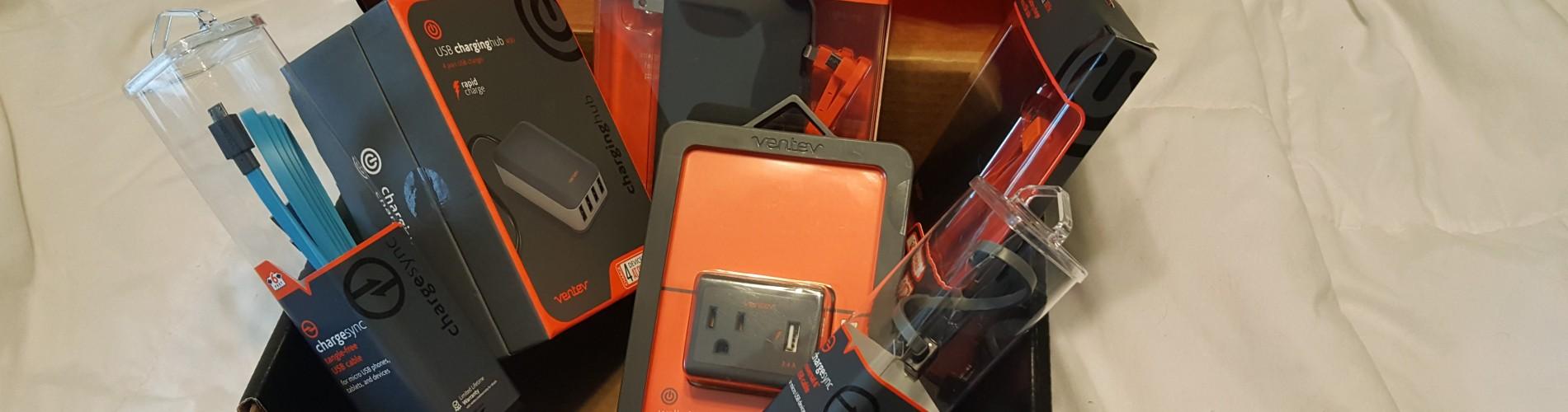 QUICK LOOK: Ventev portable power solutions