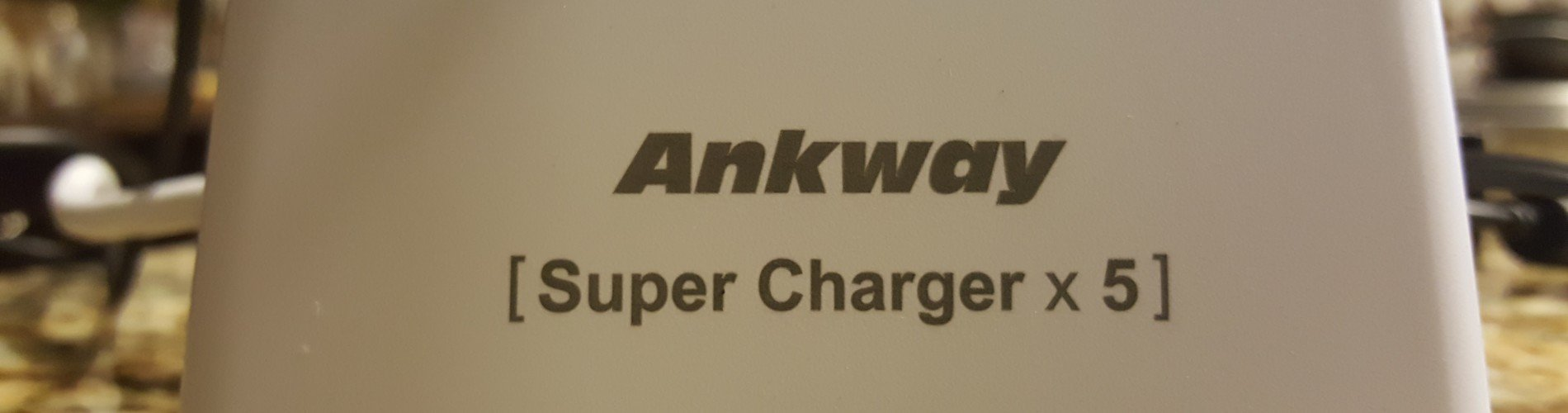 Ankway Home & Office Super Charger (review)