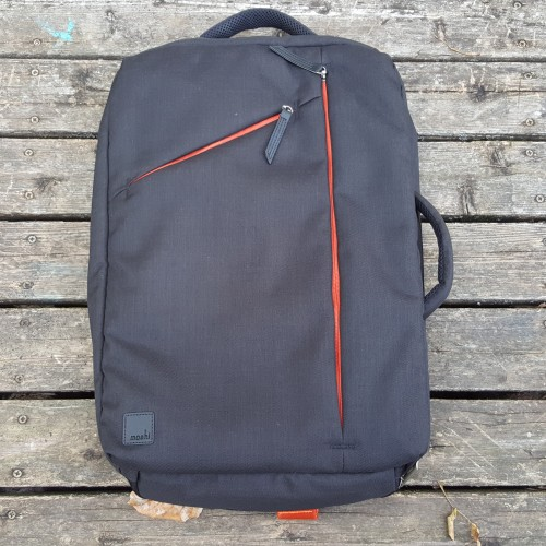 Moshi Venturo laptop backpack review: classy with function