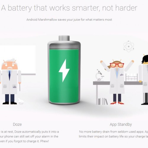 Google's plan to improve your battery life and why you should want Android 6.0