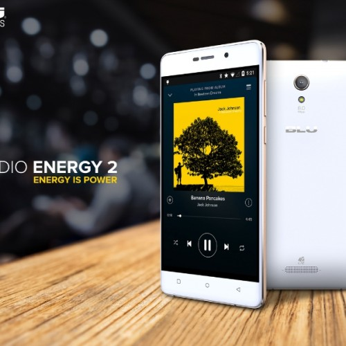 Blu Products launches BLU Studio Energy 2 and BLU Energy X