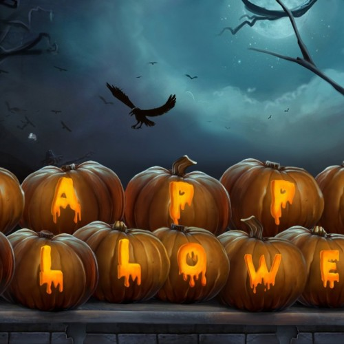 Trick or Treat! 20 HD wallpapers for your Halloween spirit.