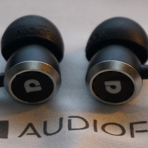 AudioFly AF33 in-ear headphones review