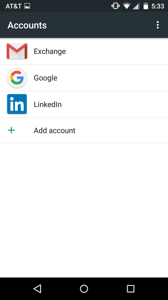 how to get google account back