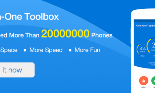 All-In-One Toolbox keeps your phone up to speed [App Review]
