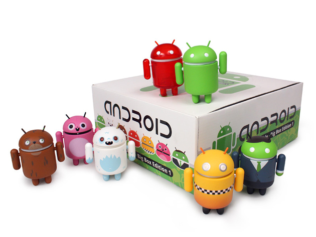 Android Collectible Featured