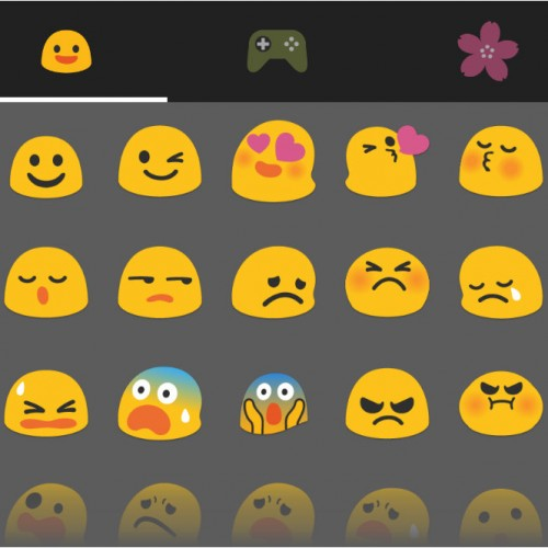 Looks like Android users may be getting in on the new emoji action