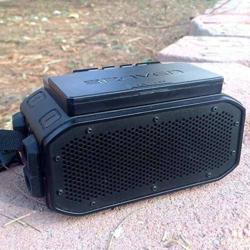 BRAVEN BRV-PRO a water proof and shock proof Bluetooth Speaker