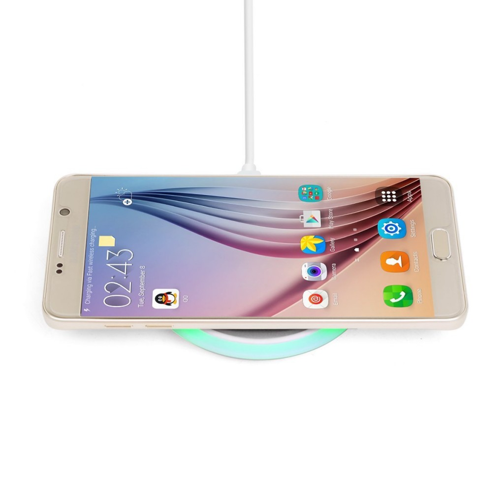 Choetech Fast Charging Qi Wireless Charging Pad
