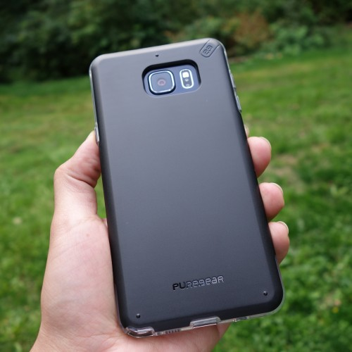 PureGear DualTek Pro case for Samsung Note5 review