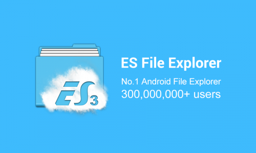 ES File Explorer: Access files, view images, play music, and more (App review)