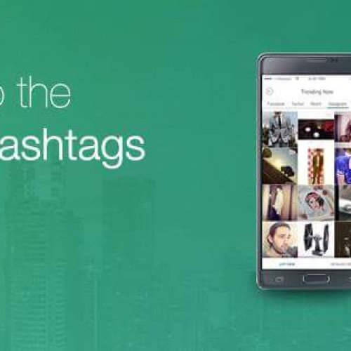 Trends Today: the social media world of #hashtags (App Review)