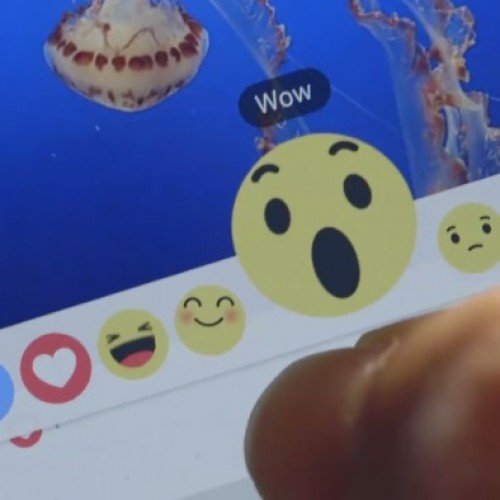 Facebook goes beyond Like, trailing new Reactions