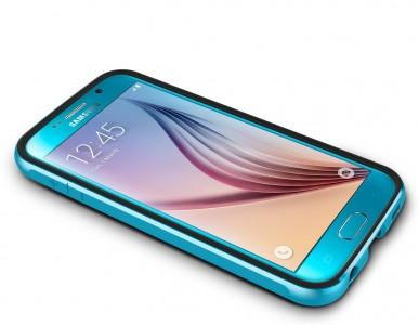 Galaxy S6 Edge Obliq Dual Poly Bumper