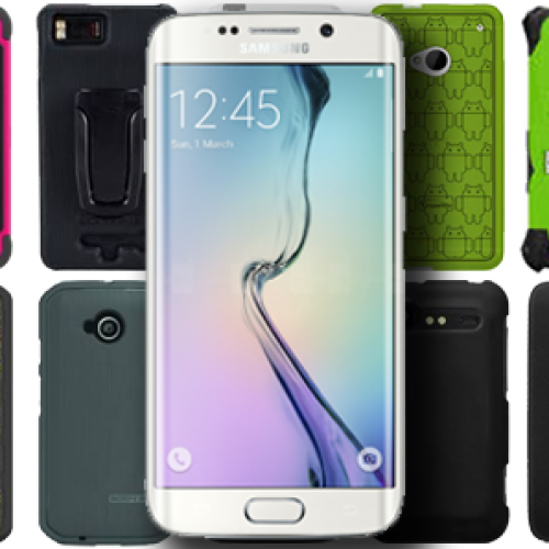 Check out these 7 great cases for your Samsung Galaxy S6 Edge