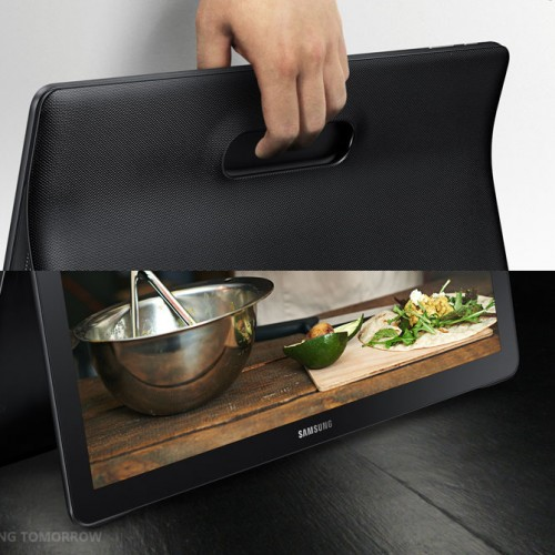 Samsung officially reveals 18-inch Galaxy View Tablet