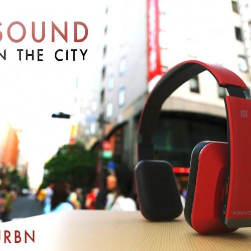 Kinivo URBN: A premium Bluetooth headset