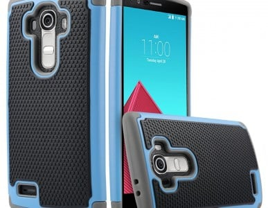 LG G4 ULAK Shockproof Rubber Case