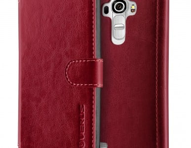 LG G4 Verus Layered Dandy Series Wallet Case