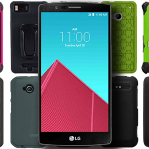 Check out these 8 great cases for the LG G4