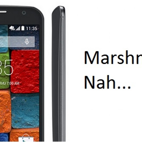 No Marshmallow for Moto X 2014 (AT&T and Verizon)