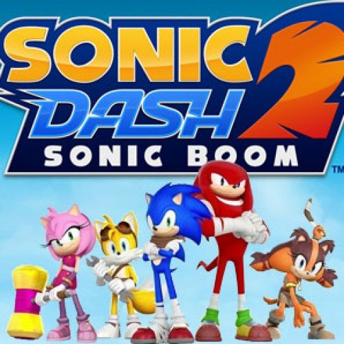 Sega brings the boom with Sonic Dash 2: Sonic Boom
