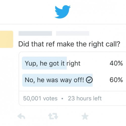 Twitter introduces Polls, making it easier to vote on anything