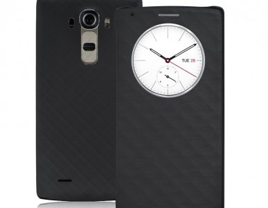 LG G4 Yootech Quick Circle Case with Qi Wireless Charging